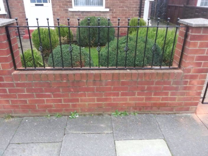 Wrought-Iron-Railings-Newcastle-Upon-Tyne