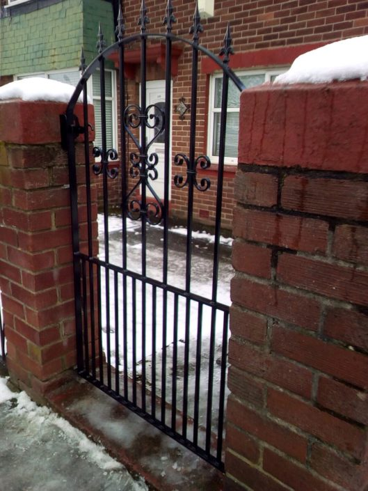 Metal Gates Railings Newcastle