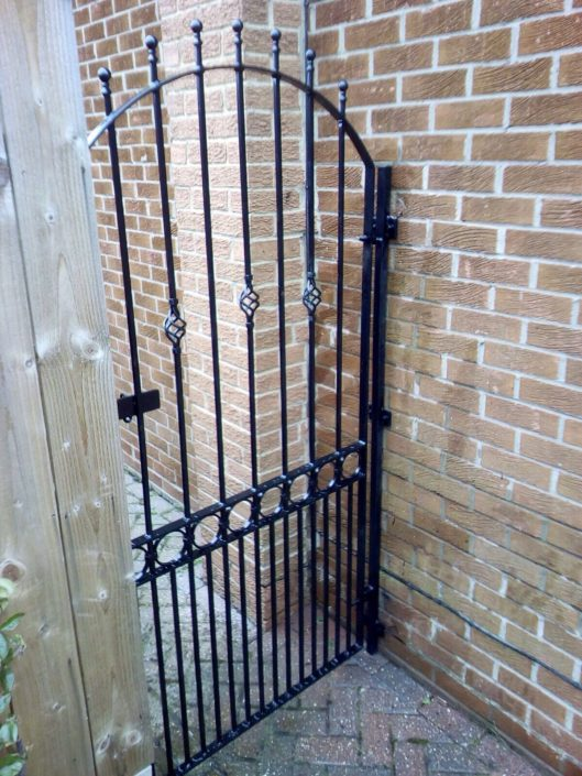 Wrought iron gate uk